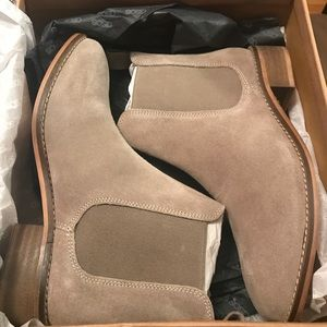 fe264f73625 ASOS Shoes - ASOS ABSOLUTE suede chelsea ankle boots sand NIB